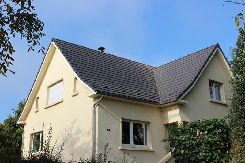 Wencker de cillia charpente couverture zinguerie for Constructeur de maison en bois lorraine
